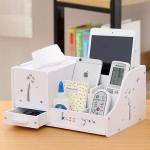 特价多用途防滑桌面卫生纸抽纸盒客厅创意个性防水纸巾抽多功能酒
