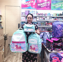 Spot Australian Smggle Shop Recommends New Kind of Student Bag, Dinner Bag, Water Cup Stationery Box as Opening Gift