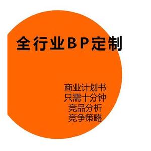 2019年文娱经纪业务艺人网红行业BP投融资商业计划书 虚拟偶像