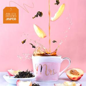 蜜桃桂花乌龙茶玫瑰红茶薏米荷叶大麦袋泡茶包三角花茶组合<span class=H>水果茶</span>