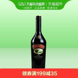 百利甜酒Baileys爱尔兰进口洋酒17度<span class=H>力娇酒</span> 375ml/瓶
