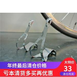 Wellgo维格单孔金属狗嘴 fixed gear <span class=H>死飞</span>复古单臂金属狗嘴 包邮