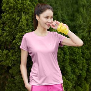 户外速干t恤男女速干衣短袖透气圆领情侣运动跑步背心健身瑜伽t恤