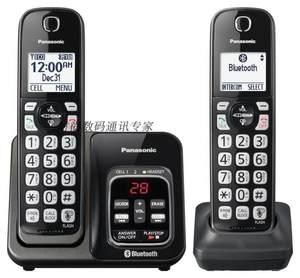 进口 Panasonic <span class=H>松下</span> KX-TGD562M DECT6.0 数字蓝牙无绳<span class=H>电话机</span>