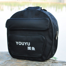 Fish Protective Bag Fishing Protective Bag Thickening Wear-resistant Fishing Gear Bag Shoulder Backpack Multifunctional Fishing Bag Fishing Goods