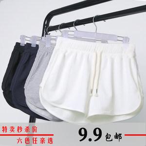 2016夏季女式短裤 家居薄款<span class=H>超短裤</span>女热裤 夏天外穿宽松休闲运动裤