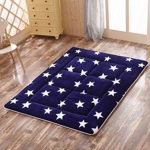 加厚<span class=H>床垫</span>1.2米榻榻米地铺睡垫学生宿舍单人1.5m1.8海绵垫被床褥子