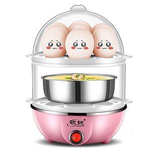 煮蛋器 小型单层家用迷你<span class=H>微波炉</span>小容量蒸蛋器