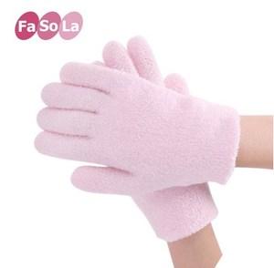 护手手套睡觉保湿滋润凝胶手部保养防干裂护肤手套睡眠美容手套