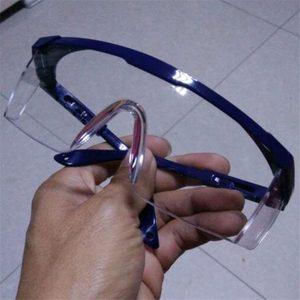 骑车眼睛护目镜防沙尘透明潮款男士镜时尚放冲击防风沙骑车<span class=H>眼镜</span>