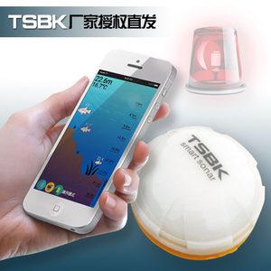 2018特价TSBK探鱼器智能无线声纳呐<span class=H>手机</span>可视高清充电线筏钓鱼渔具