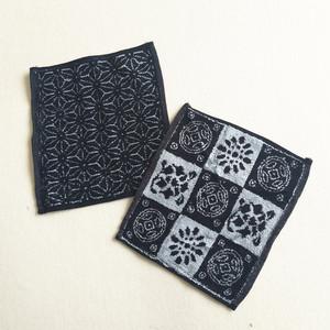 日系竹纤维毛巾<span class=H>布面料</span>小<span class=H>手帕</span>19X21厘米