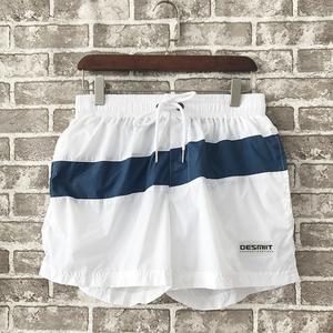 男士<span class=H>沙滩</span><span class=H>裤</span> 多功能<span class=H>休闲</span>运动游泳海边宽松简约三分<span class=H>裤</span> 速干短<span class=H>裤</span>