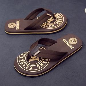 沙滩鞋外穿软底夹脚防滑人字拖