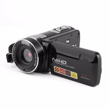 3 Inch Full HD 1080P 16X Zoom 24MP Video Camera Camcorder DV
