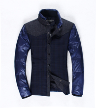 Down jacket jacket for young men in autumn and winter