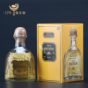 培恩陈酿珍藏金樽<span class=H>龙舌兰</span>酒 Patron ANEJO <span class=H>tequila</span> 墨西哥进口洋酒