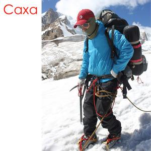 CAXA男冲锋裤户外登山裤滑雪长裤防水裤保暖<span class=H>冲锋衣裤</span>双层有里防水