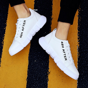 新款男鞋子潮流百搭男士小白鞋韩版