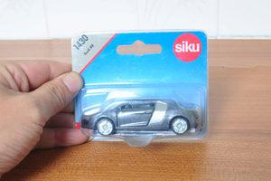 德国仕高SIKU 1430 <span class=H>奥迪</span>R8<span class=H>跑车</span> 全新盒装 合金<span class=H>车模</span> 满48元包邮