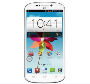 *正品行货*ZTE/<span class=H>中兴</span> N919 四核5英寸大屏 电信单卡<span class=H>3G</span>智能<span class=H>手机</span> 老人机 学生机 备用机
