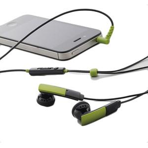 库存特价:日本宜丽客ELECOM 耳塞式智能<span class=H>手机</span>线控耳机(带音量控制)
