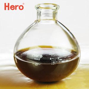 Hero虹吸壶配件 虹吸式咖啡壶玻璃杯下座3人份 家用煮<span class=H>咖啡机</span>下壶