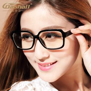 领10元券购买男女款上网防辐射眼镜潮时尚大框无度数平光镜电脑镜防蓝光护目镜