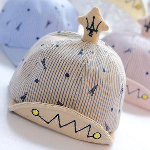 幼儿<span class=H>帽子</span>春秋新款男童女童潮韩版可爱儿童棒球帽宝宝婴儿鸭舌帽