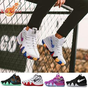 【篮球火】欧文詹姆斯4联名鸳鸯<span class=H>篮球鞋</span>城市守护者5代男子实战战靴