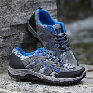 登山鞋户外徒步鞋新款男鞋防滑运动鞋子轻便耐磨透气休闲旅游鞋男