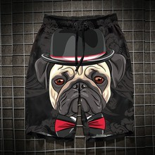 Doggy shorts men's trousers summer leisure loose fashion pants summer sports quintuples men's beach trousers