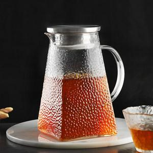 玻璃泡<span class=H>茶壶</span>耐高温大号茶具家用<span class=H>过滤网</span>侧把单件烧水壶电陶炉煮茶器