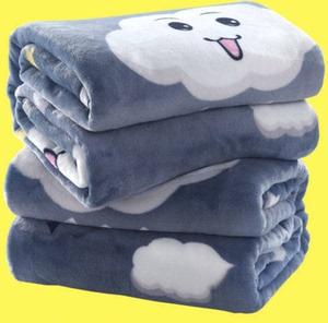 四季毯子多尺寸速暖毯空调毯子珊瑚绒毛毯单人双人盖毯床单1