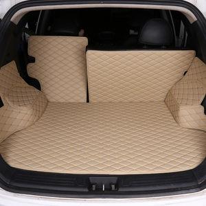 17款JEEP全新指南者后备箱专用尾箱垫3D立体环保原装汽车配件饰品
