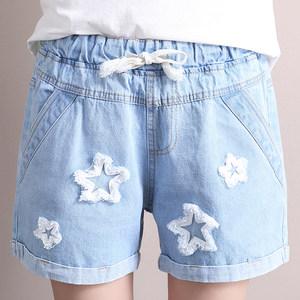 11夏季12牛仔短裤13宽松14<span class=H>热裤</span>15套装16少女17岁大童青少年高中生