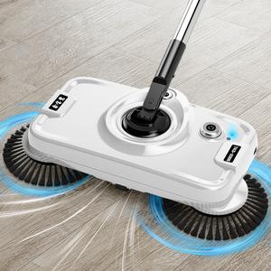 无线电动<span class=H>扫地机</span>自动智能超薄吸尘器手推静音擦地拖地一体家用神器