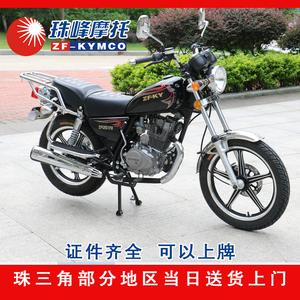 全新珠峰美式太子车150cc<span class=H>摩托车</span>骑式125cc省油<span class=H>摩托车</span> 整车可上牌