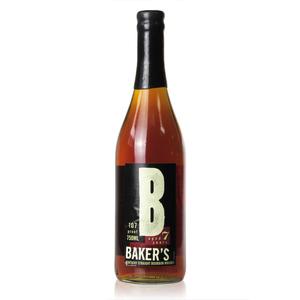 贝克7年纯正波本<span class=H>威士忌</span> Baker&#39;s 7years Sour Mash <span class=H>Whiskey</span> 洋酒
