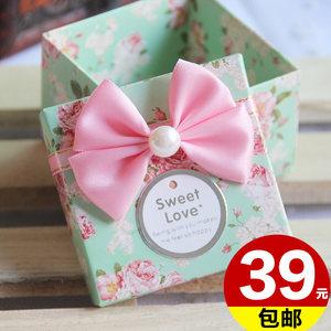 韩式碎花喜糖盒子纸盒创意定制糖果盒成品大号费列罗结婚<span class=H>礼盒</span>