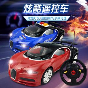 遥控汽车模型可充电动无线感应<span class=H>遥控车</span>男孩玩具车儿童漂移赛车4-12