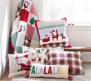 美式经典卡通形象「圣诞怪杰」精致立体异形装饰<span class=H>抱枕</span> 靠垫含芯