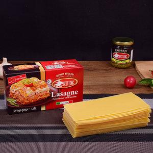 贝斯隆意大利面千层面500g意大利原装进口快熟免煮千层皮