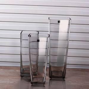 简约时尚创意正方形水培植物肉花盆玻璃花瓶透明方缸绿萝睡莲<span class=H>鱼缸</span>