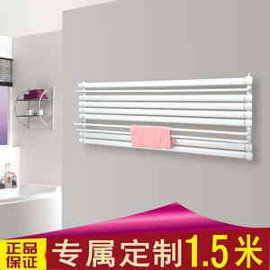 卫生间<span class=H>浴室</span>壁挂式背篓家用水暖铜铝挂墙<span class=H>暖气片</span>采暖散热器可订做
