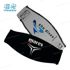 Mares Trilastic <span class=H>潜水</span><span class=H>面</span><span class=H>镜</span><span class=H>带</span> 通用<span class=H>潜水</span><span class=H>镜</span>护发<span class=H>带</span> 防夹发缠发<span class=H>套</span>潜客