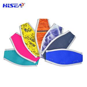 HISEA 成人男女浮<span class=H>潜水</span><span class=H>面</span><span class=H>镜</span><span class=H>带</span>护发<span class=H>带</span>防缠发<span class=H>套</span>装备配件儿童保护头发