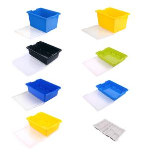 兼容某高收纳盒人仔<span class=H>玩具</span>分类整理箱装小大颗粒储物盒零件<span class=H>积木</span>盒子
