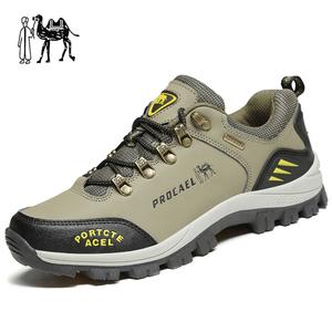 骆驼 洲男鞋秋季透气休闲鞋登山运动鞋户外工装鞋男士旅游跑<span class=H>鞋子</span>