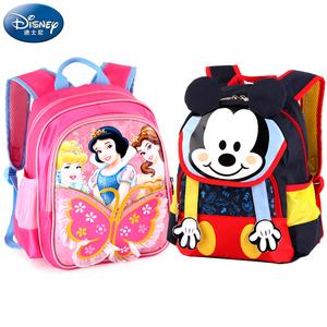 迪士尼幼儿园书包男女童米奇卡通小孩1-3-5岁儿童宝宝双肩背包